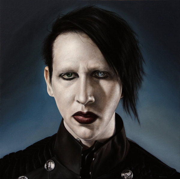 Marilyn Manson by therone89